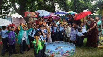 Rainy Day Celebration