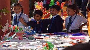 Art & Craft Exhibition & Science Exhibition